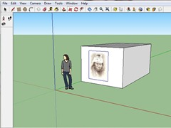 Google sketchup capture