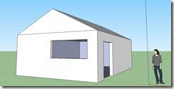 dessiner une maison 3d avec l 39 outil pousser tirer de google sketchup et vos dix doigts. Black Bedroom Furniture Sets. Home Design Ideas