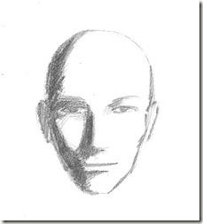 ombres portrait schéma 1