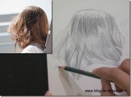 dessiner cheveux8