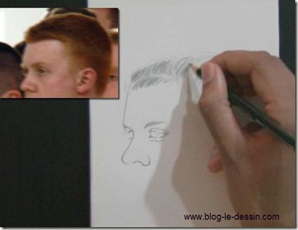 dessiner des cheveux 5