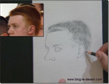 dessiner des cheveux 6