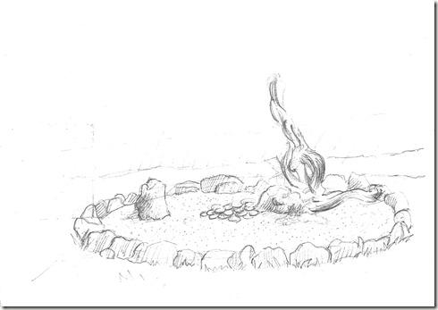 croquis village des pruniers 4