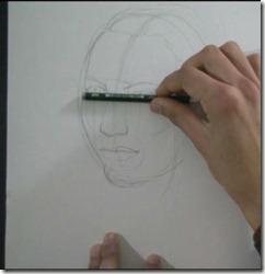 apprendre à dessiner un visage 4