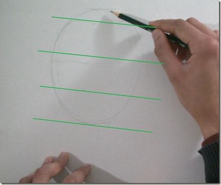 comment apprendre à dessiner un visage 2