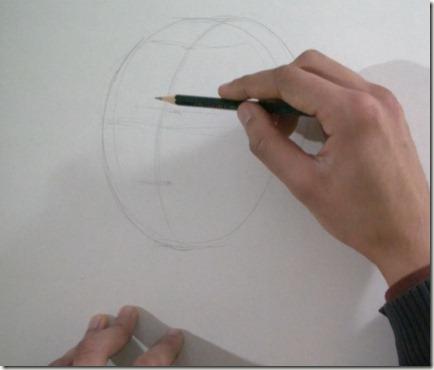 comment apprendre à dessiner un visage 3