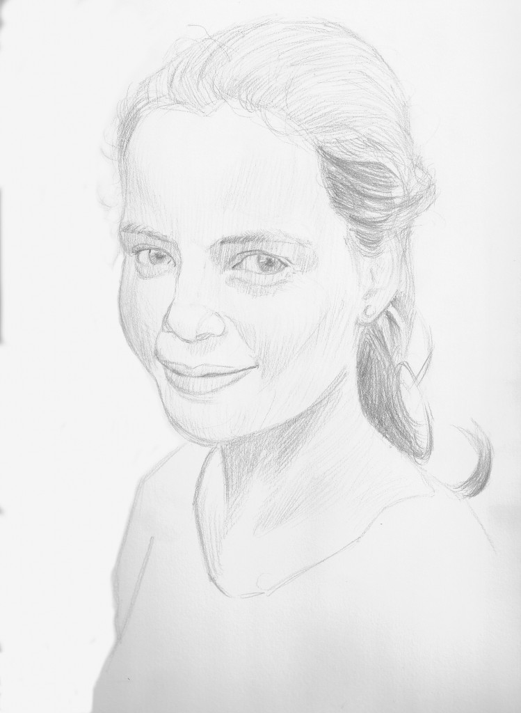 La technique maori pour dessiner un visage - Portrait dessin facile ...