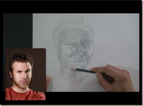 apprendre dessiner visage10