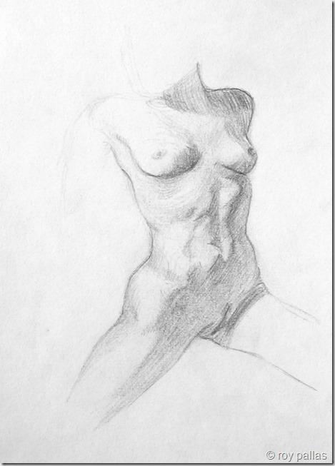 Fabuleux Pourquoi apprendre à dessiner une personne sur le vif? UC58