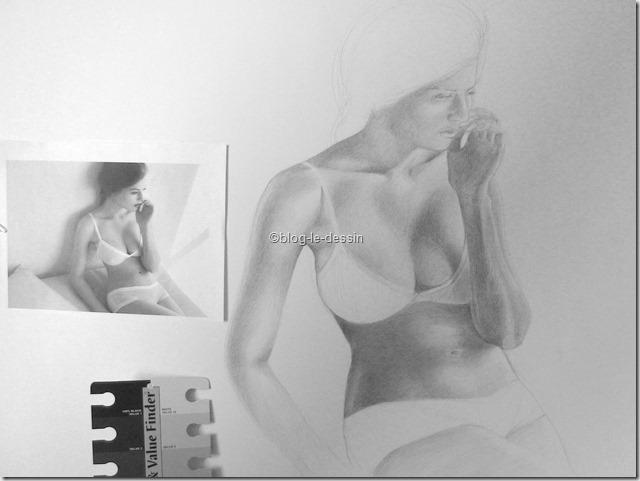 dessiner une fille (2)