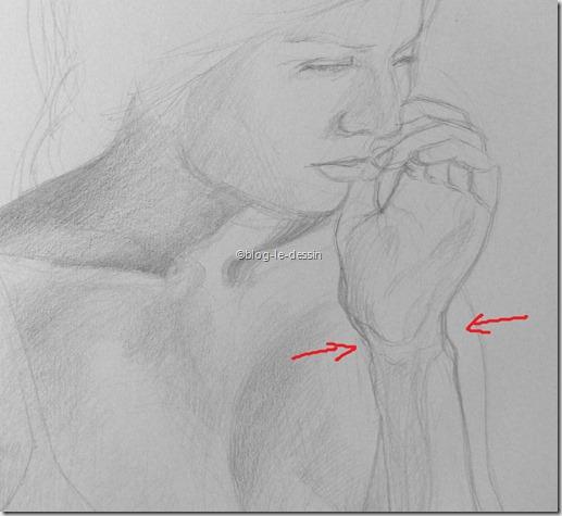 apprendre a dessiner une fille 5a