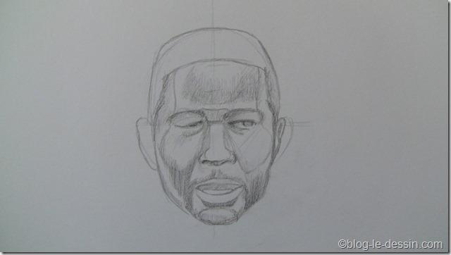 dessiner portrait avec surfaces 9