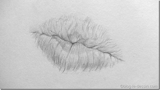 3 principes pour dessiner une bouche dans plusieurs postures - Dessin de bisous ...