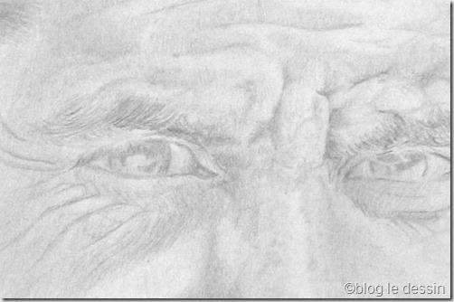 portrait dessin
