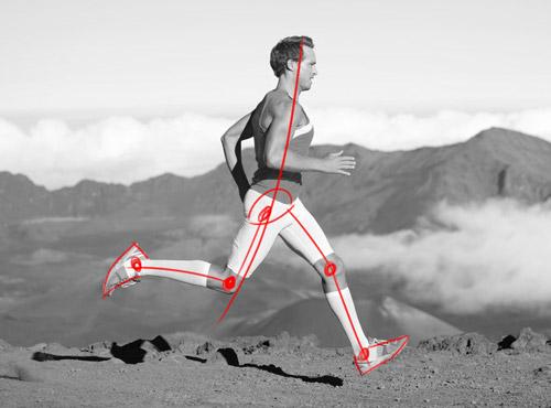 Article invit sur les traces d un coureur pied l art de saisir le mouvement en dessin - Dessin de course a pied ...