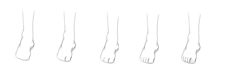doigts de pied dessin_j