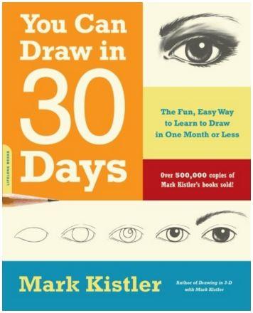 apprendre à dessiner en 30 jours