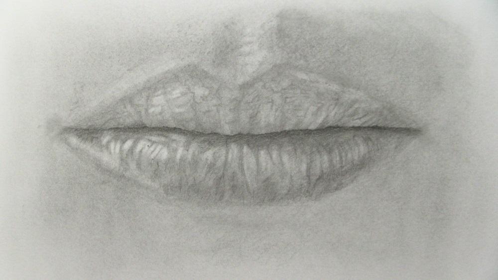 La fin de mon tutoriel sur le dessin des lèvres.