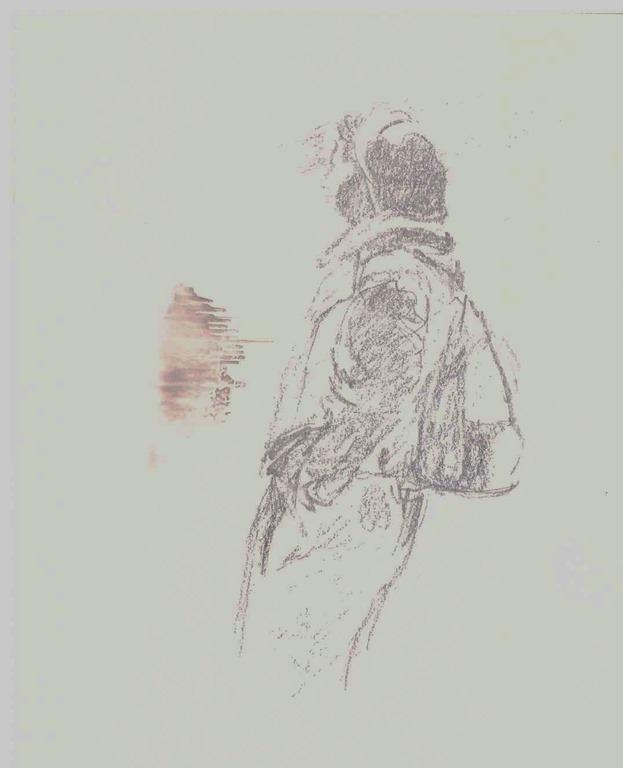 une illustration carnet de croquis du cours de dessin de roy