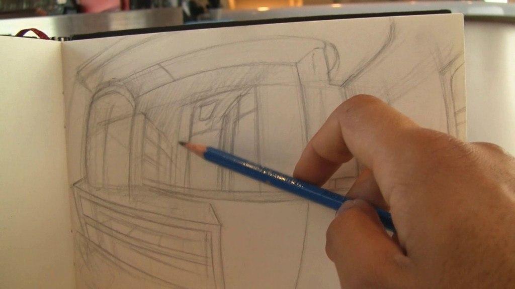 lumiere dessin perspective derniere etape croquis