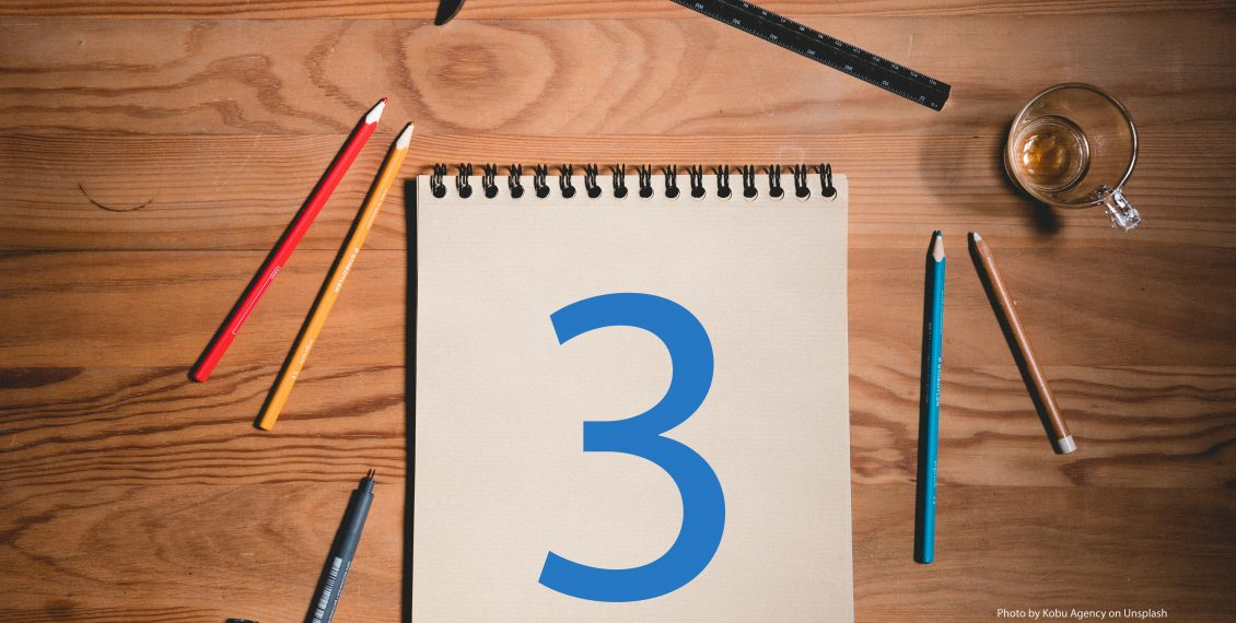 dessiner un portrait avec la règle des 3