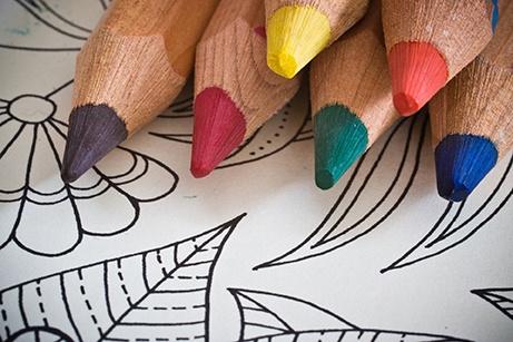 les bénéfices de l'art-thérapie