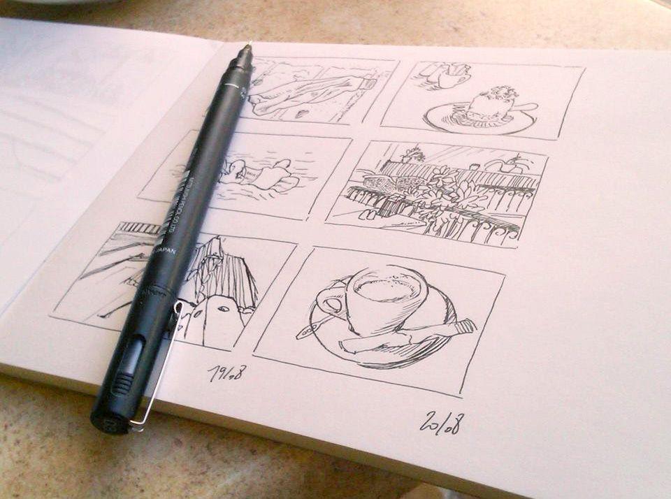 dessin facile pour débutant