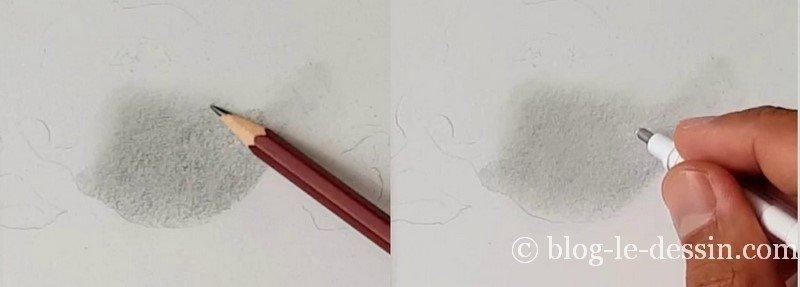 apprendre à dessiner une peau réaliste