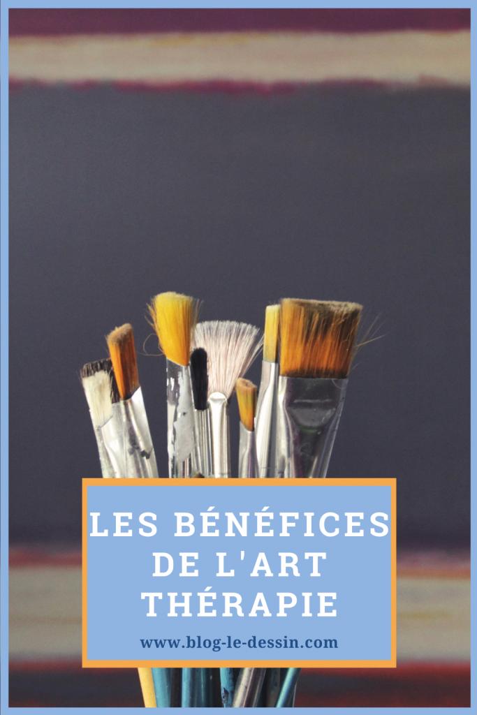 les bénéfices de l'art thérapeutique