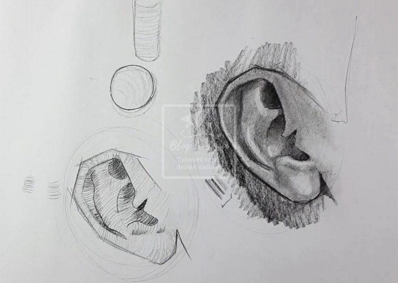 donner du volume à un dessin