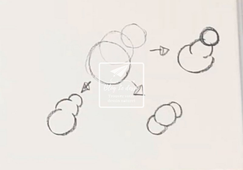 dessiner des raccourcis facilement