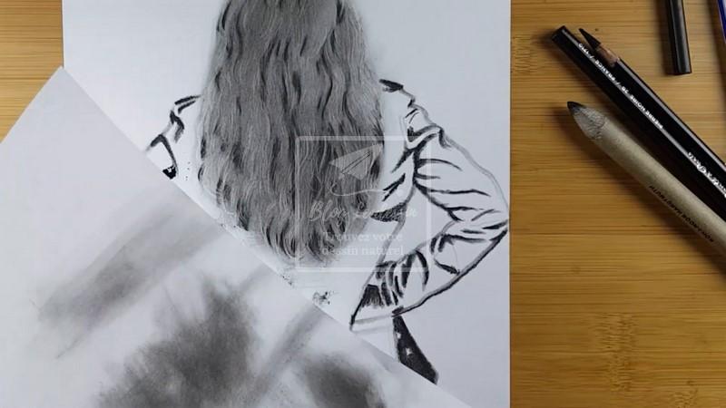 vêtements en cuir dessin